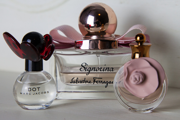 My favorite scents
