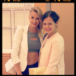 Calzedonia Party with Lena Gercke