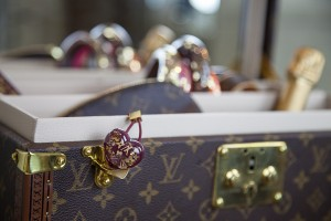 Louis Vuitton Maison Opening in Munich: Preparations for the big night