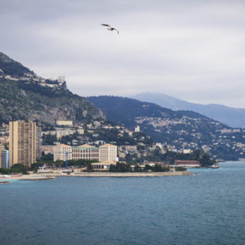 Ocean Royale, Monte Carlo and a Bond Girl