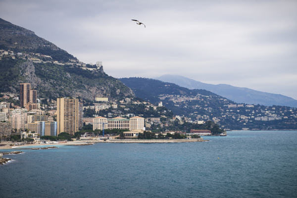 Ocean Royale, Monte Carlo and a Bond Girl