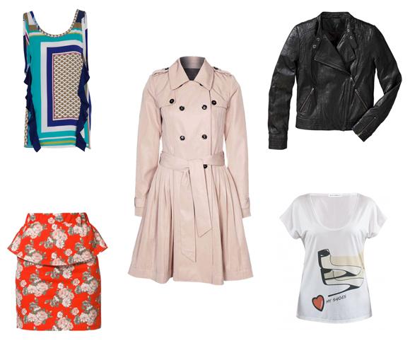 2b654d509e23 Mein neues Outfitprojekt  25 Kleidungsstücke - 50 Looks - Josie Loves