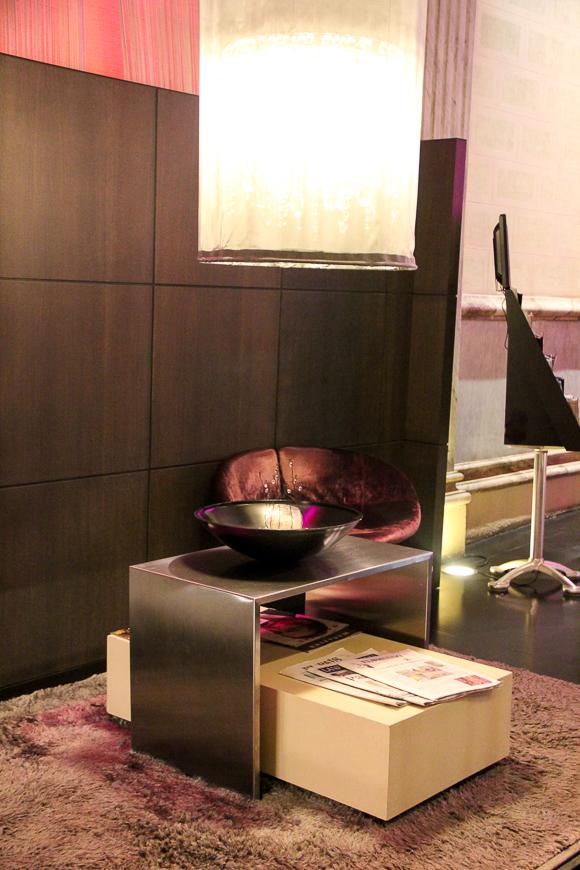 Das 987 barcelona ein designhotel im herzen der stadt for Design hotel 987