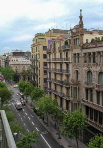 Das 987 Barcelona: Ein Designhotel im Herzen der Stadt