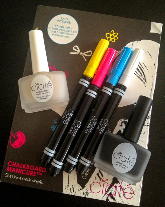 Ciaté Chalkboard 2013 Manicure Set