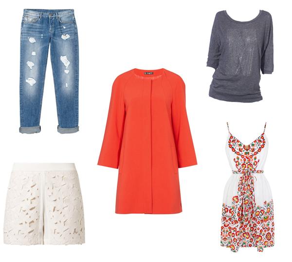 Mein neues Outfitprojekt: 25 Kleidungsstücke - 50 Looks