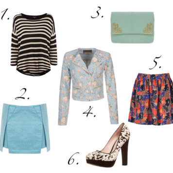 SALE Highlights: Marc Jacobs, Topshop, Asos, Warehouse, Zign, mint & berry