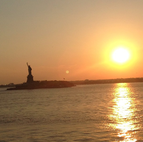 New York, my love