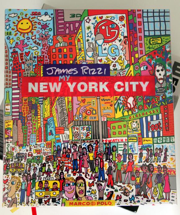 Geschenk reise new york