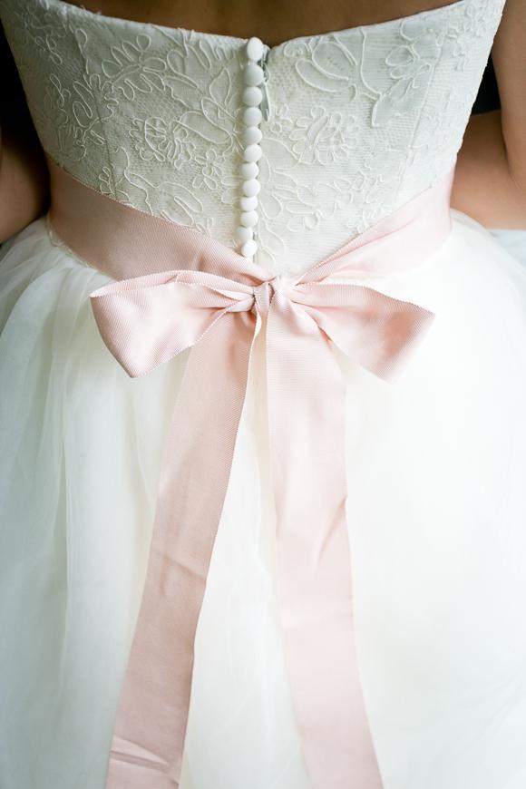 Mein Brautkleid, die Accessoires und der Brautstrauss - Josie Loves