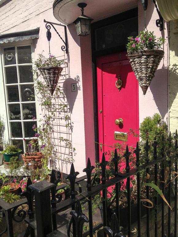Notting Hill und der Portobello Market