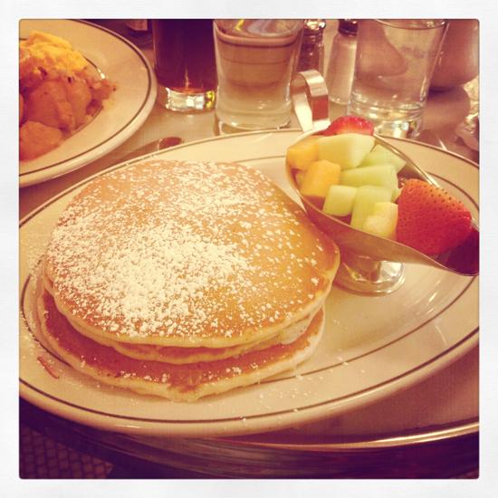 Pastis Pancakes