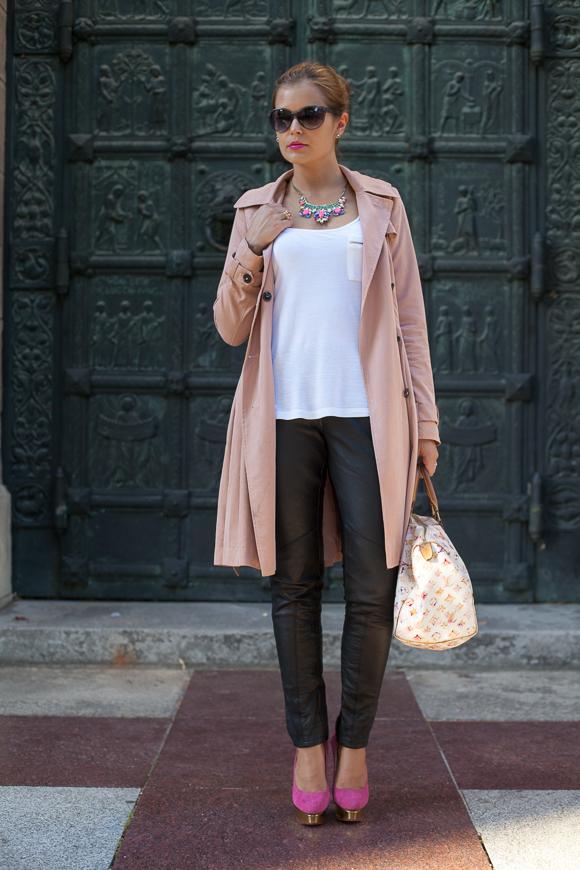 25 Kleidungsstucke 50 Looks Outfit 26 Asos Lederhose