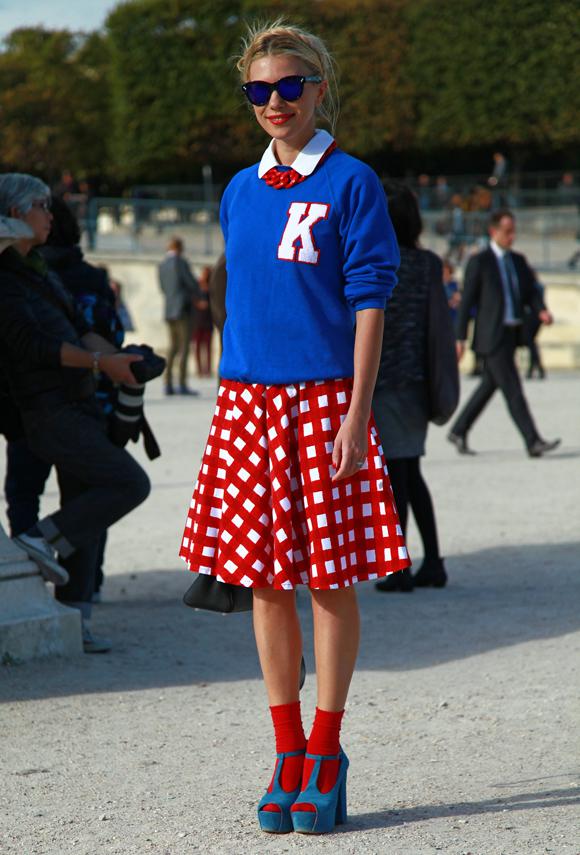 Karomuster erobern die Modewelt!
