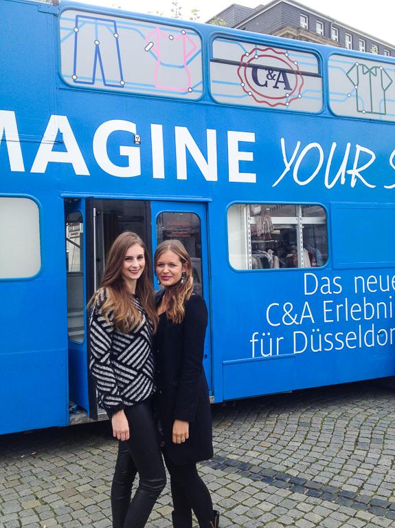 der c a re imagine bus in d sseldorf so war s. Black Bedroom Furniture Sets. Home Design Ideas