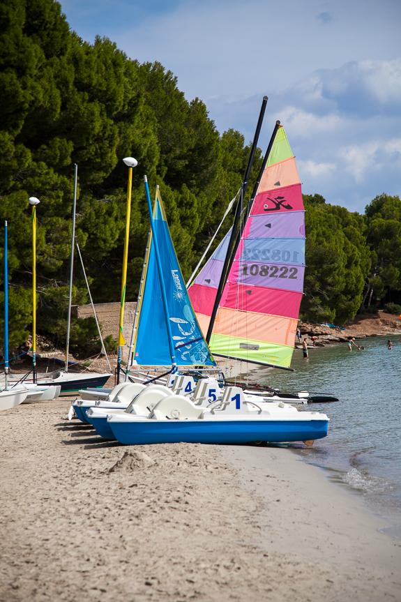 Fünf Tage Mallorca in Bildern