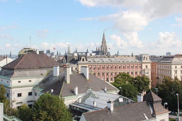 Zwei Tage mit Fashion ID in Wien