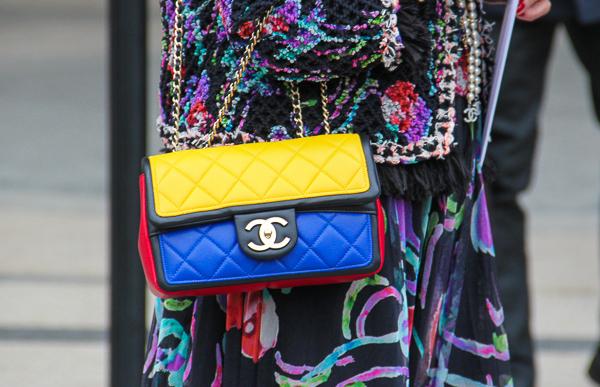 Paris Fashion Week: Best of Chanel Bags