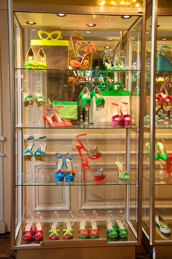 Paris Fashion Week: Charlotte Olympia Spring/Summer 2014