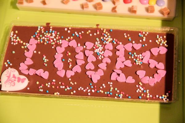 Die schokifaktur in München: Lieblingsschokolade selbst kreieren