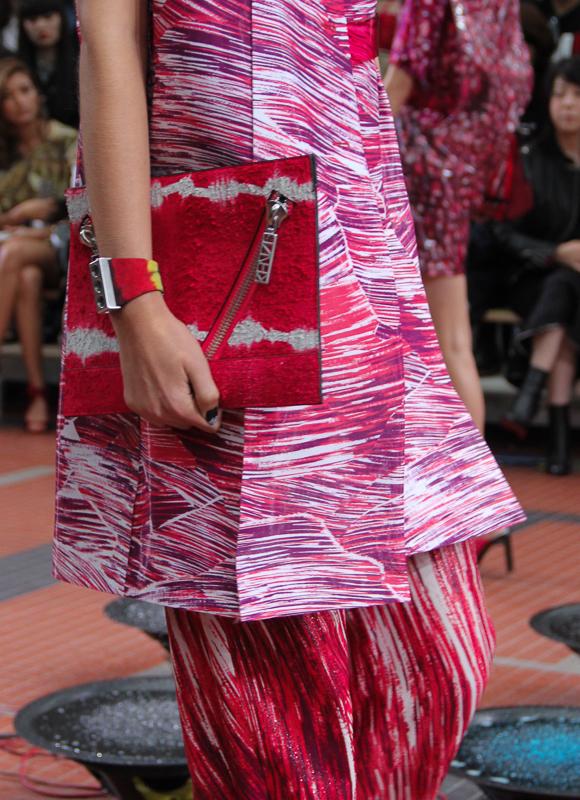 Paris Fashion Week: KENZO Spring/Summer 2014