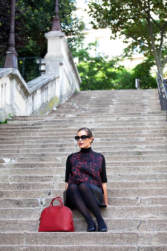 Ein Tag mit Louis Vuitton in Paris – Part Two