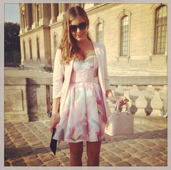 Paris Fashion Week: Mein Outfit für die Louis Vuitton Show