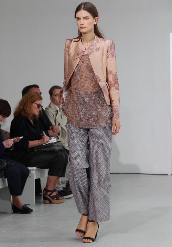 Paris Fashion Week: ODEEH Spring/Summer 2014