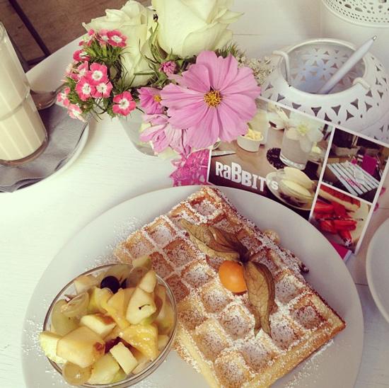 Tea Time im White Rabbit's Room