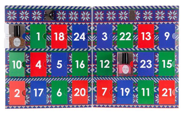 """Gewinnt einen """"Mini Mani Month"""" Adventskalender von Ciaté!"""