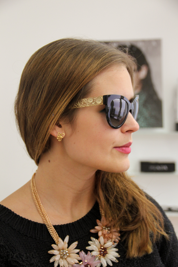 Im Showroom von Luxottica: Die Sonnenbrillen-Highlights von Prada ...