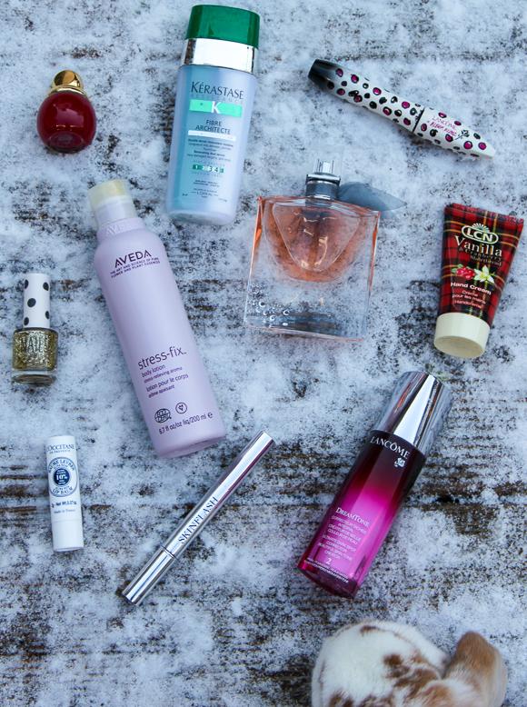 Beauty-Favoriten für den Winter von Lancôme, Dior und Kérastase