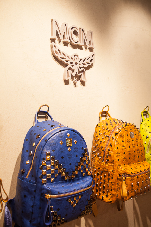 Welcome Home MCM: Das Pop up Store Opening in München