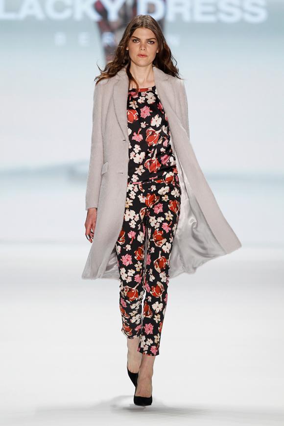 Blacky Dress Berlin Show - Mercedes-Benz Fashion Week Autumn/Winter 2014/15