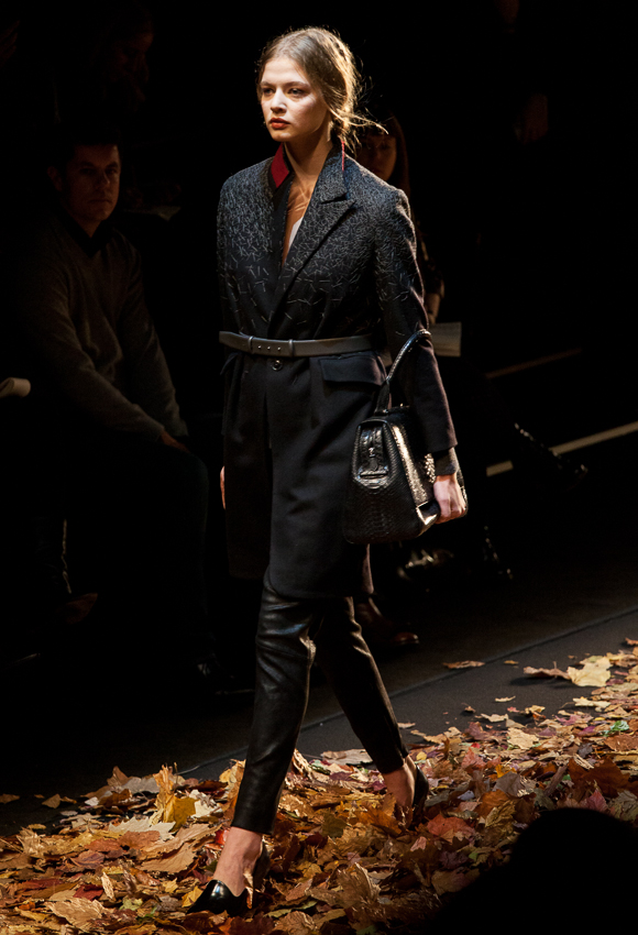 Mercedes-Benz Fashion Week Berlin: Dawid Tomaszewski Herbst/Winter 2014/2015