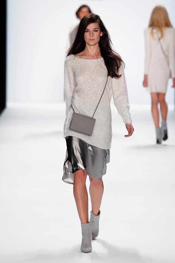 Riani Show - Mercedes-Benz Fashion Week Autumn/Winter 2014/15