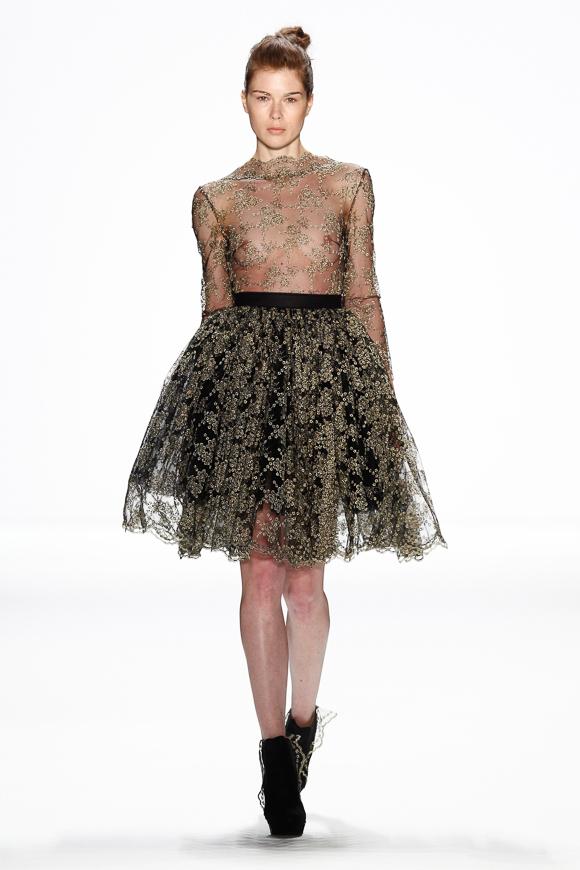 Irene Luft Show - Mercedes-Benz Fashion Week Autumn/Winter 2014/15