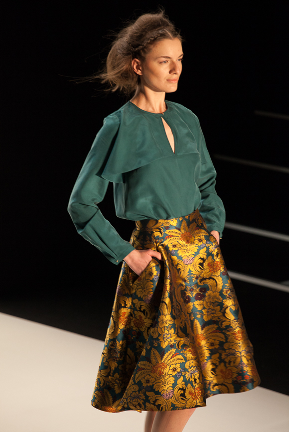 Mercedes-Benz Fashion Week Berlin: Holy Ghost