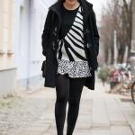 Iris von Arnim Zebra Sweater