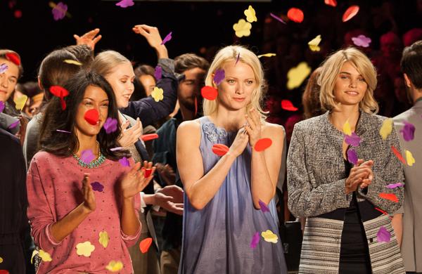 """Fashion Week Berlin: """"Shop the Runway"""" presented by Fashion ID"""
