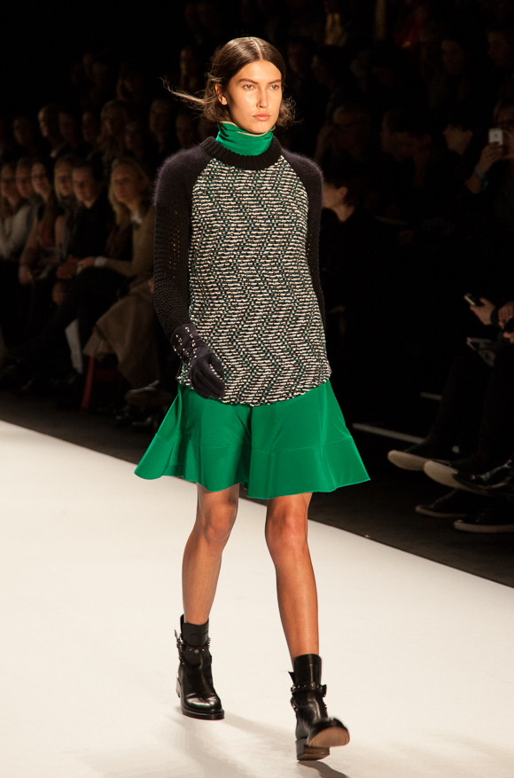 Fashion Week Berlin: SCHUMACHER Herbst/Winter 2014/2015