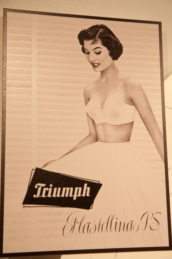Berlin Fashion Week: Eine Dessous-Zeitreise mit Triumph