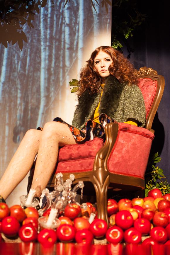 New York Fashion Week: Alice + Olivia Fall/Winter 2014/2015