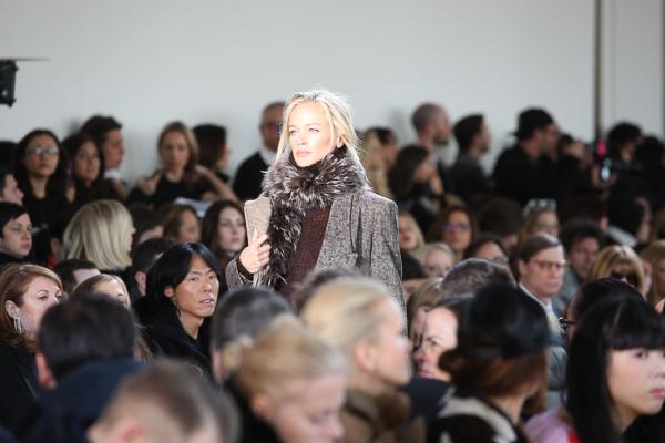 New York Fashion Week: Michael Kors Herbst/Winter 2014/2015