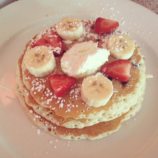 Pancakes im The Diner