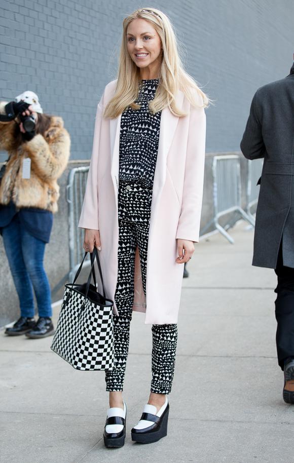 New York Fashion Week Street Styles Part Three Josie Loves