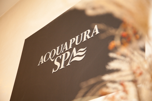 Das Acquapura Spa im Schlosshotel Velden