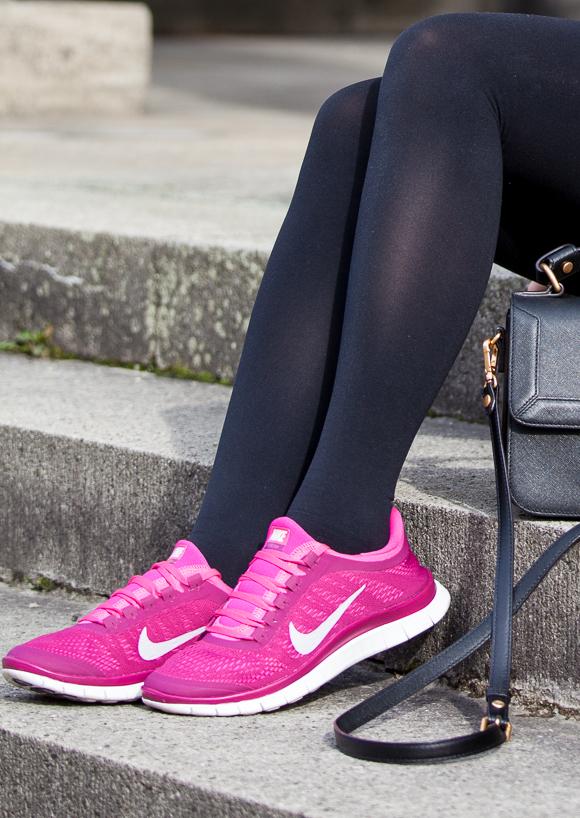 Ein erstes Outfit mit meinen neuen Nike Frees