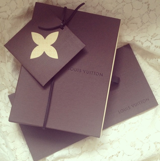 Post von Louis Vuitton