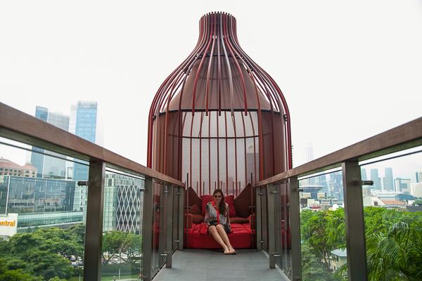 Unser Traumhotel in Singapur: Das PARKROYAL on Pickering